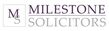 Milestone Solicitors Ltd Logo